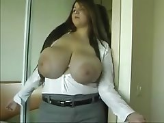BBW, Outdoor, Big Boobs, Pornstar