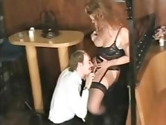 German, Group Sex, Lingerie, Mature