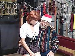 BDSM, Redhead, Mature