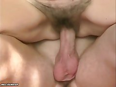Facial, Granny, Hairy, Mature, Old and Young