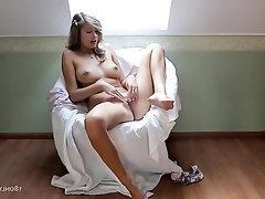 Big Tits, Masturbation, Solo, Babe