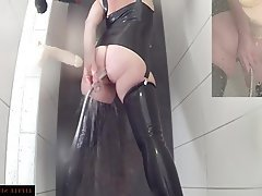 BDSM, German, Latex, Mature