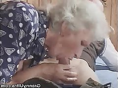 Blowjob, Granny, Hardcore, Mature