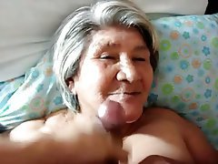 Granny, Facial, Mature