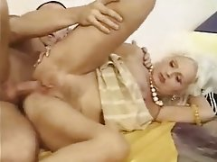Anal, Blonde, Granny, Hairy, Mature