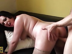 Blowjob, BDSM, British, Chubby