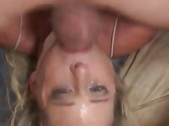 Blonde, Blowjob, Mature, Pornstar