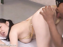 Asian, Babe, Big Tits, Ebony