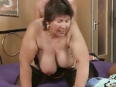 Big Boobs, Blowjob, Group Sex, Mature, MILF