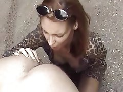 Ass Licking, Blowjob, Mature