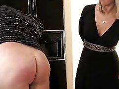 BDSM, Femdom, Mature, MILF, Spanking