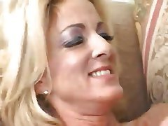 Big Boobs, Blonde, Creampie, Mature, MILF