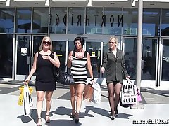 Mature, Facial, Group Sex, MILF