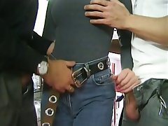 Blowjob, Facial, Group Sex, Threesome