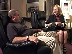 Blowjob, Facial, Blonde, Mature