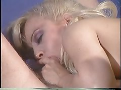 Vintage, Blowjob, Facial, Blonde